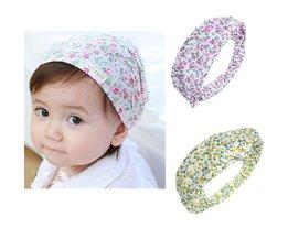 Headband With Flower For Children