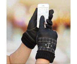 Touchscreen Motor Gloves