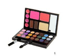Palette With Makeup