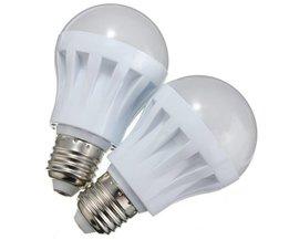E27 5W LED Lamp