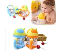 Drink Bottle With Handle For Babies And Toddlers