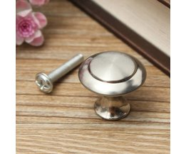 Stainless Steel Door Knob In Two Sizes