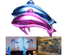 Balloon With Dolphin