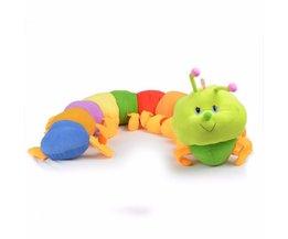 Knuffel Caterpillar