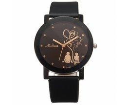 Romantic Watch For Him And Hair