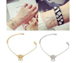 Bracelet With Dream Catcher