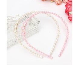 Childhood Diadem In Pink Or White