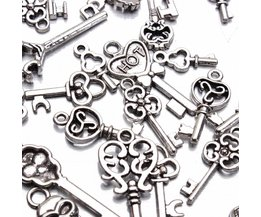 Charms With Key (30G / 50G)