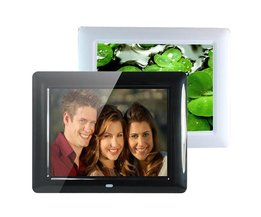 """Digital Photo Frame 8 """"With MP3 Player And Remote Control"""