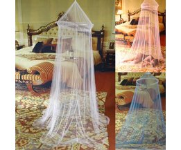 Mosquito Net In Pink, Blue Or White