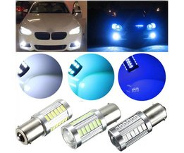 LED BA15S 12V For Auto In Multiple Colors