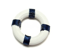Lifebuoy Decorative Ornament