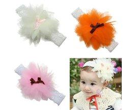 Hairband With Flowercut