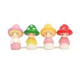 Small Decoration Mushroom