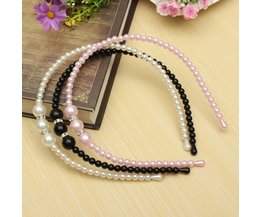 Hairband With Beads