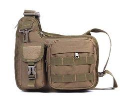 Shoulder Bag With Camera And Phone Box