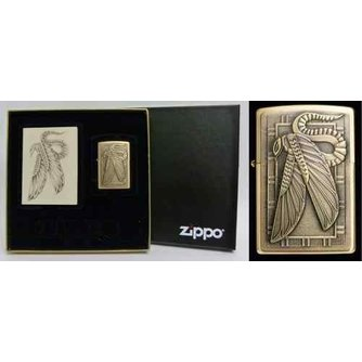 2x Zippo egyptian collectors edition