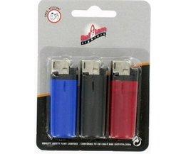 Belflam Aansteker 3-pack