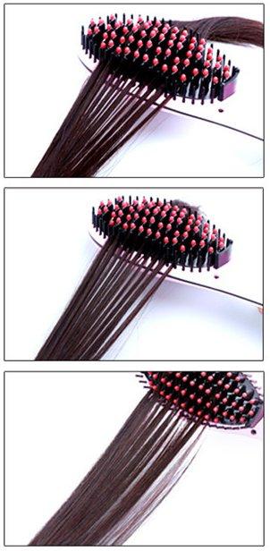 Magic Straightening Brush