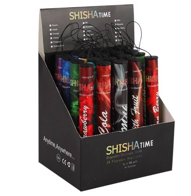 Shisha Pen Strawberry