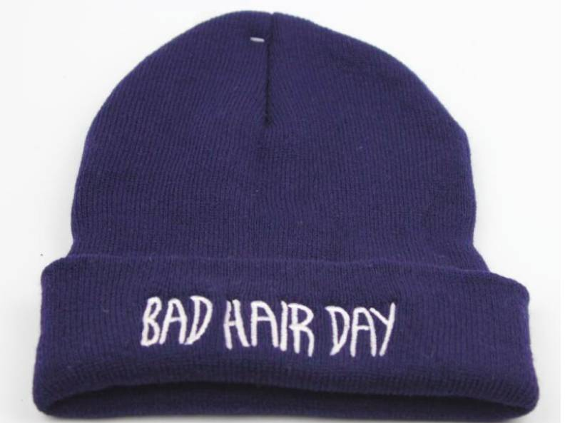 Beanie Bad Hair Day