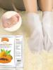 AL'iver Exfoliating Baby Foot Mask Papaya (Set)