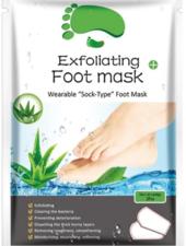 AL'iver Exfoliating Baby Foot Mask Aloe Vera (Set)
