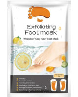 AL'iver Exfoliating Baby Foot Mask Lemon