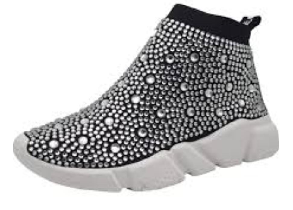 Customized Swarovski Elementen Shoes