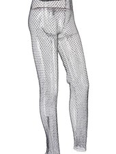 Crystal Mesh Pants