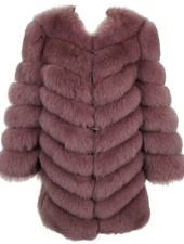 Fox Fur Coat Jillian Long