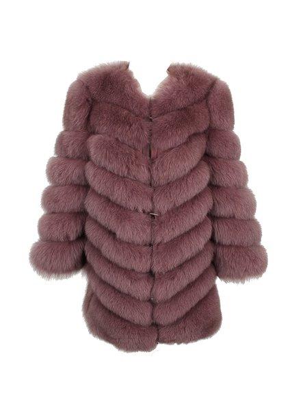 Fox Fur Coat Jillian Long