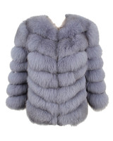 Fox Fur Coat Jillian Short