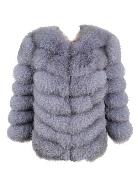 Fox Fur Coat Jillian Short