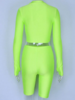 Neon Two Piece Biker Short Dila