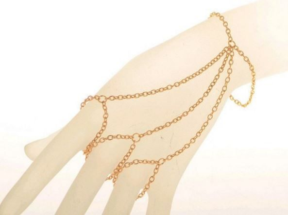 Hand Chain Elsa