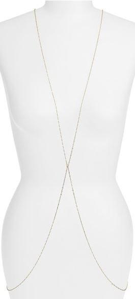 Body Chain Single Shankita
