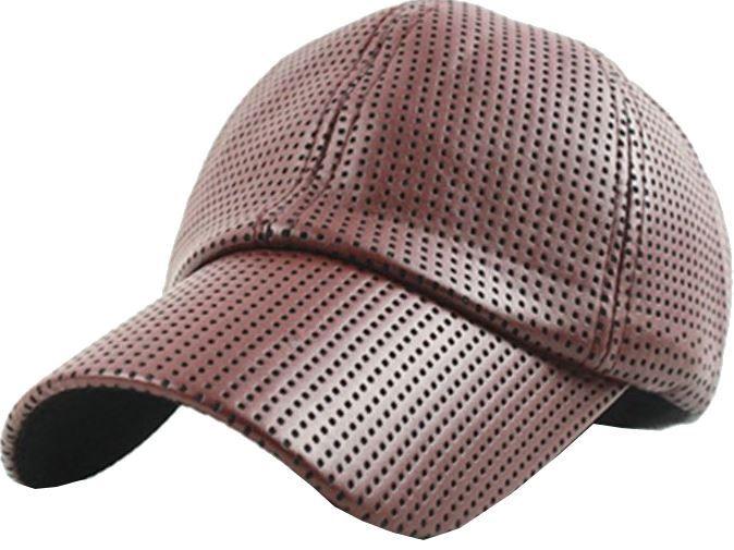 Cap Leather Davide