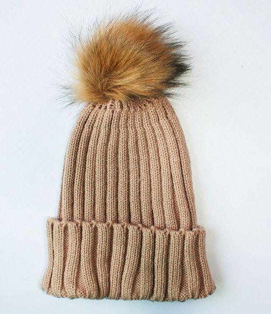 Beanie Fur Fiorella