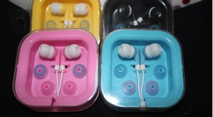 Earphones I