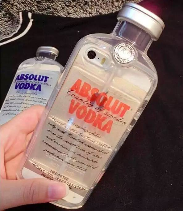 Phone Case Vodka