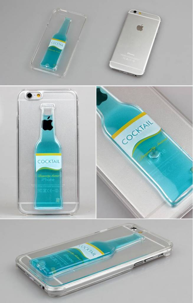 Phone Case Liquor