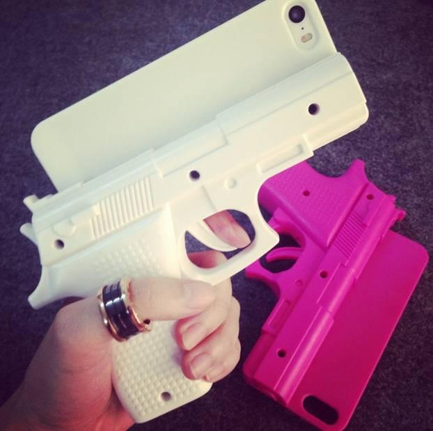 Phone Case Pistol