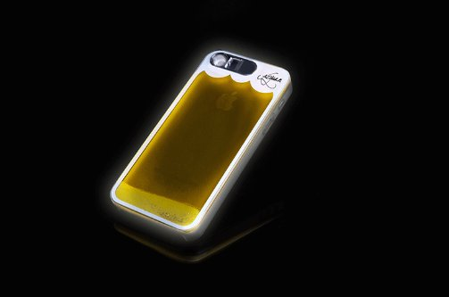 Phone Case Glow In The Dark Shimmer