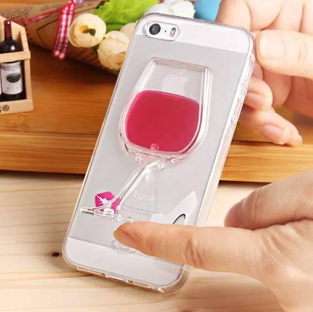 Phone Case Liquor Deluxe