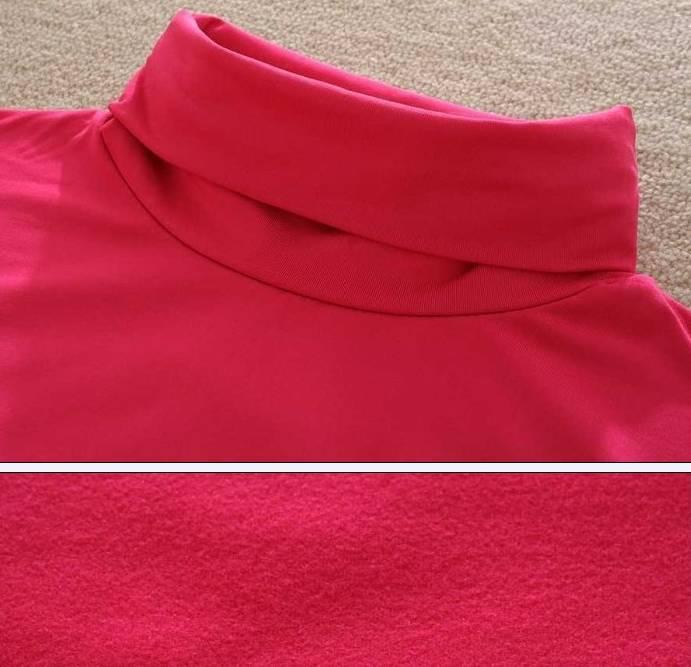 Long Sleeve Turtlenek Basic