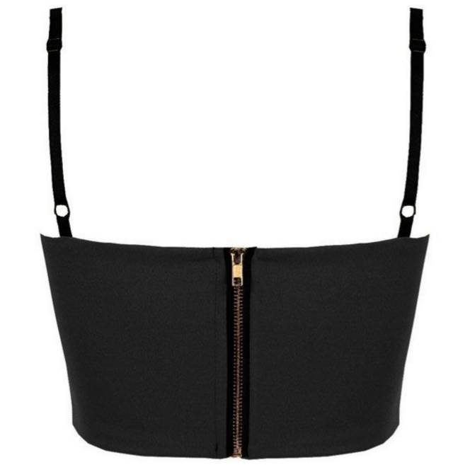 Crop Top Vesia