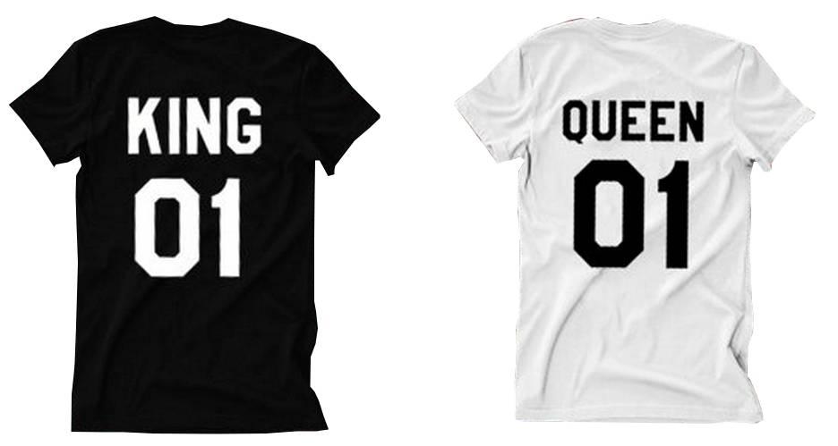 T-shirt Queen