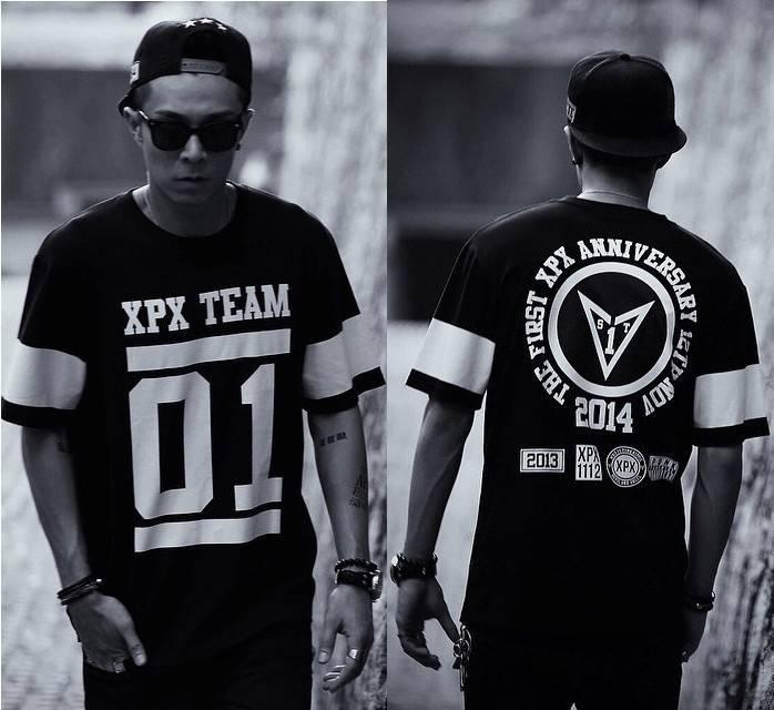 T-Shirt Marino
