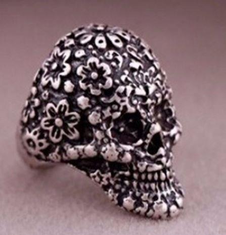 Ring Big Skeleton